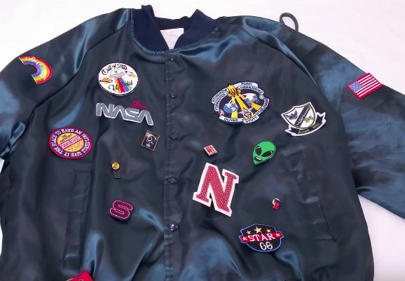 Buy patches for jackets